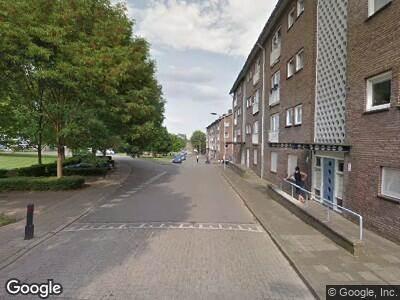 Brandweer met gepaste spoed naar Fatimaplein in Maastricht