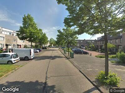 Ambulance met grote spoed naar Valreep in Amstelveen