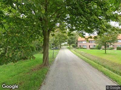 Ambulance met gepaste spoed naar Kerkedijk in Bergen (NH.)