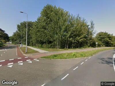 Politie naar Hilversumse Meentweg in Hilversum vanwege aanrijding met letsel