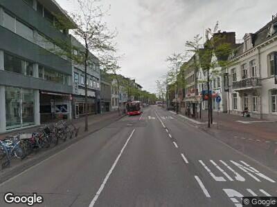 Brandweer met gepaste spoed naar Keizersgracht in Eindhoven