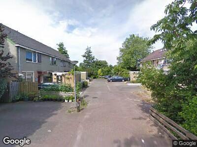 Politie naar Zwartezeestraat in Lelystad vanwege aanrijding met letsel