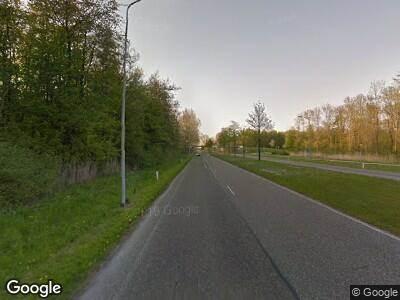 Brandweer met gepaste spoed naar Oostranddreef in Lelystad