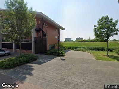 Ambulance met grote spoed naar Ringslang in Amstelveen