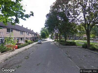 Ambulance met gepaste spoed naar Ferdinand Bolstraat in Hazerswoude-Dorp