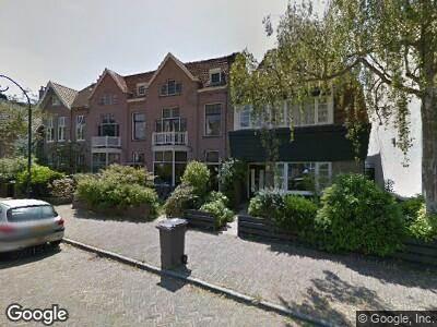 Ambulance met gepaste spoed naar Zomerluststraat in Haarlem