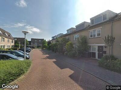 Ambulance met grote spoed naar Lichtboei in Amstelveen