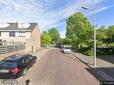Politie met grote spoed naar In de Wolken in Amstelveen vanwege ongeval met letsel