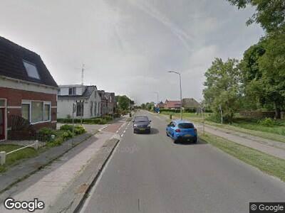 Brandweer met gepaste spoed naar Woldweg in Appingedam