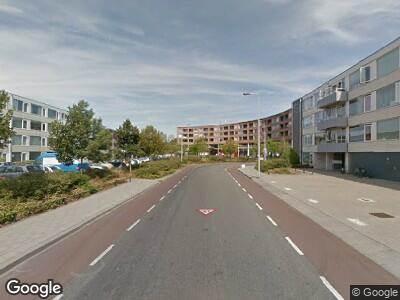 Politie naar Oranjerivierdreef in Utrecht vanwege aanrijding met letsel