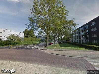 Brandweer met grote spoed naar Leonard Springerlaan in Haarlem vanwege brand