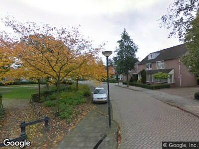 Ambulance met gepaste spoed naar Mouterij in Schijndel