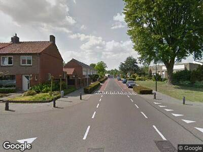 Ambulance met gepaste spoed naar Lienderweg in Asten