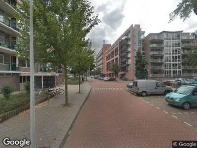 Brandweer met gepaste spoed naar Opaalstraat in Leiden