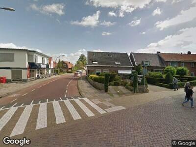 Ambulance met gepaste spoed naar Kolkstraat in Nijkerk