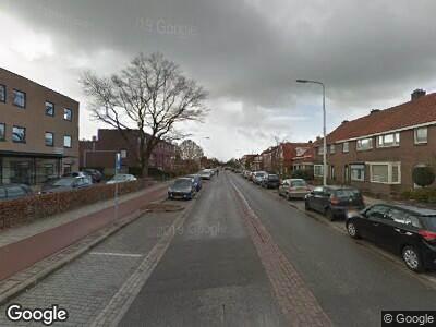 Ambulance met gepaste spoed naar Sint Jacobslaan in Nijmegen