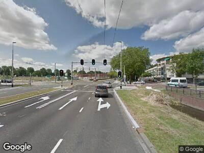Politie naar IJssellaan in Arnhem