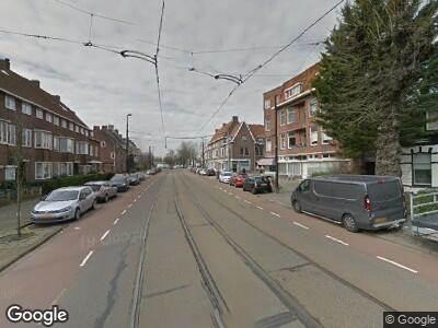 Brandweer naar Kleiweg in Rotterdam vanwege brand