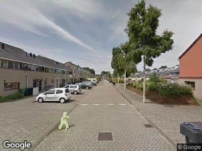 Ambulance met gepaste spoed naar Biesboschstraat in Alkmaar