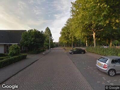 Ambulance met gepaste spoed naar Burgemeester Zwaansweg in Vlijmen
