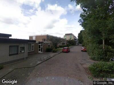 Ambulance met gepaste spoed naar Mientekade in Halfweg