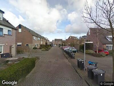 Ambulance met grote spoed naar Plevier in Hoorn