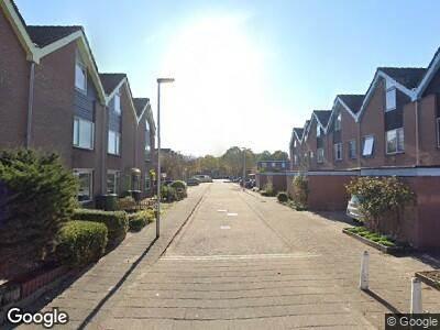 Brandweer met gepaste spoed naar Timmermanshove in Zoetermeer