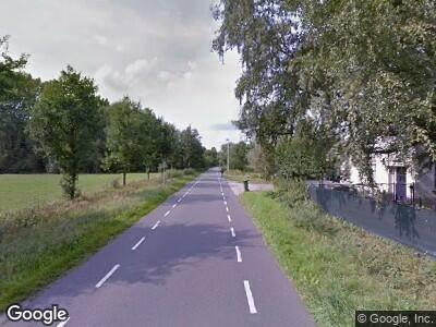 Ambulance met gepaste spoed naar Urkhovenseweg in Eindhoven