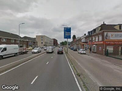 Ambulance met grote spoed naar Kronehoefstraat in Eindhoven