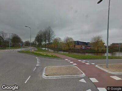 Ambulance met gepaste spoed naar Nieuweweg in Wognum