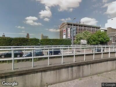 Ambulance met gepaste spoed naar Brielselaan in Rotterdam