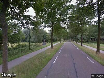 Ambulance met gepaste spoed naar Witvensedijk in Esch
