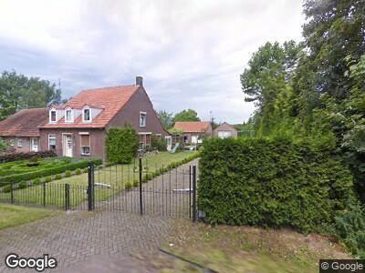 Ambulance met gepaste spoed naar Keersop in Valkenswaard