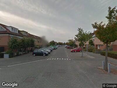 Ambulance met gepaste spoed naar Beethovenlaan in Nieuw-Vennep