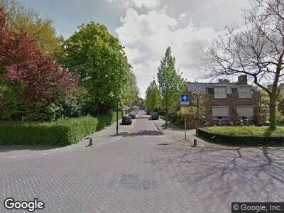 Ambulance met gepaste spoed naar Stompersstraat in Sint-Oedenrode