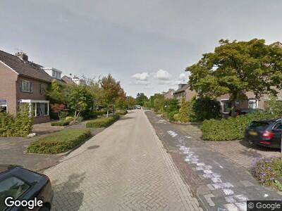 Ambulance met grote spoed naar Tinnegieter in Hoorn