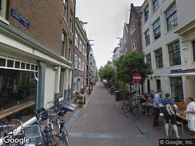 Politie met grote spoed naar Utrechtsedwarsstraat in Amsterdam vanwege ongeval met letsel