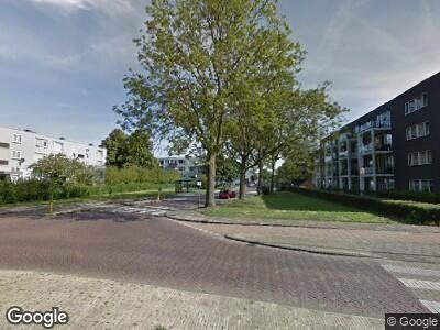 Ambulance met gepaste spoed naar Leonard Springerlaan in Haarlem