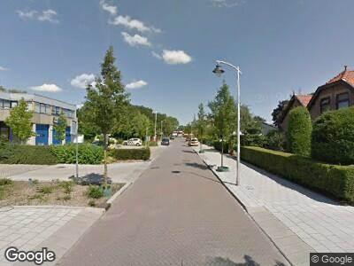 Ambulance met gepaste spoed naar Bootjessteeg in Zwijndrecht