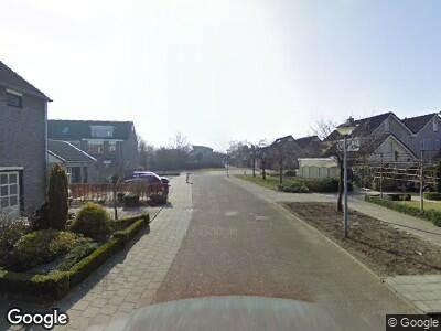 Ambulance naar Zadelmakerslaan in Voorthuizen