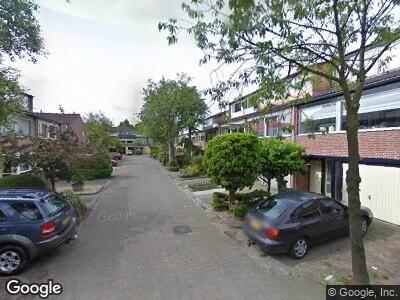 Ambulance met grote spoed naar Baljuw in Hoorn