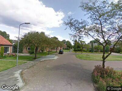 Ambulance met grote spoed naar Anton Mauvestraat in Heelsum