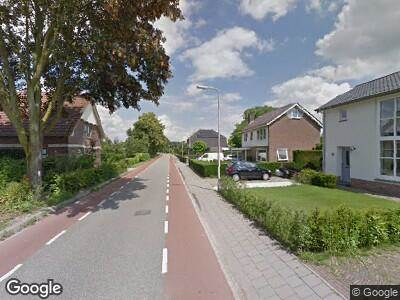 Ambulance met grote spoed naar Oosterhoutsestraat in Oosterhout