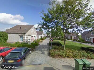 Brandweer met grote spoed naar Meester Mertensstraat in Nederweert vanwege reanimatie