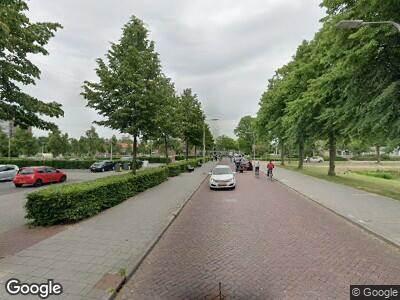Brandweer met grote spoed naar Bachlaan in Zwolle