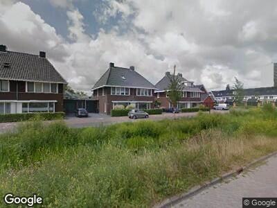 Brandweer met grote spoed naar De Drie Dukatons in Leeuwarden