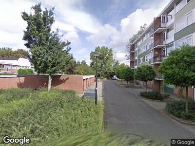 Politie naar Lucas Gasselstraat in Rosmalen