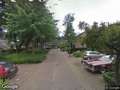 Ambulance met grote spoed naar Brabanthoeven in Rosmalen