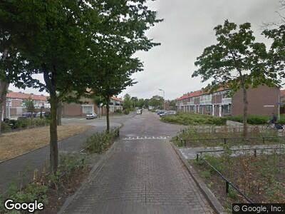 Ambulance met gepaste spoed naar Guido Gezellelaan in 's-Hertogenbosch