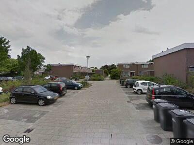 Brandweer met gepaste spoed naar Botter 40 in Lelystad